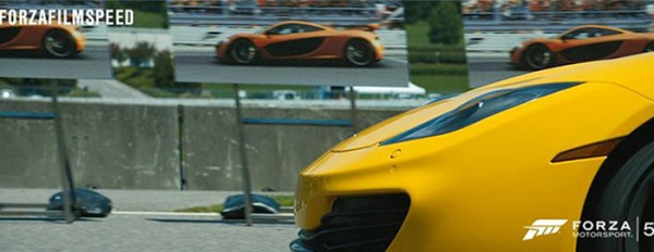FilmSpeed Forza Motorsport 5