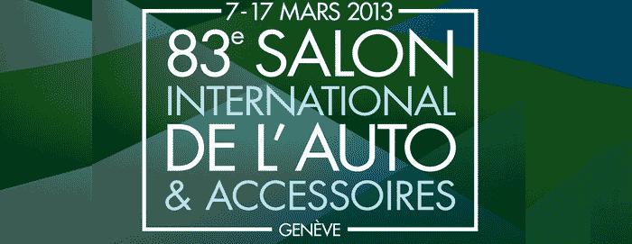 Salon international de l 39 automobile de gen ve 2013 - Salon international de l automobile de geneve ...