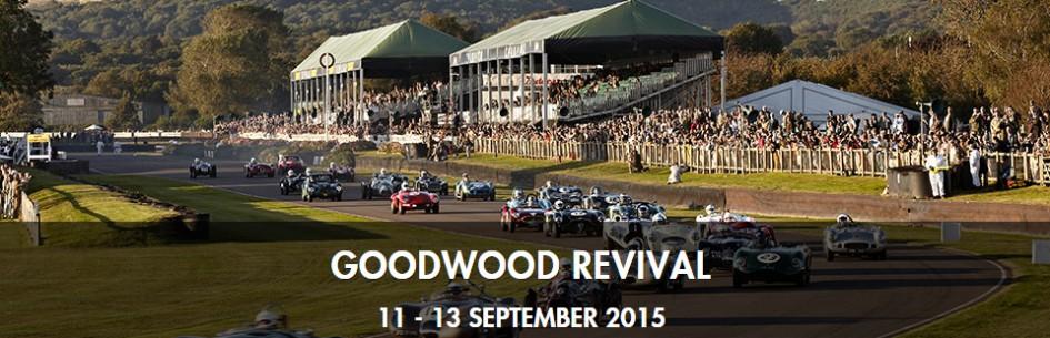 Goodwood Revival 2015