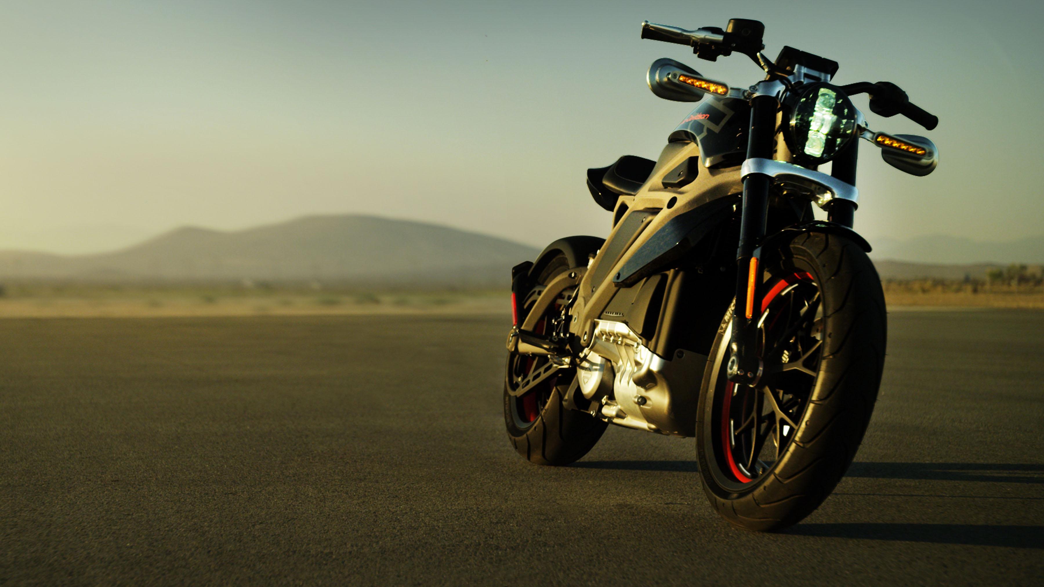 Harley-Davidson LiveWire - avant
