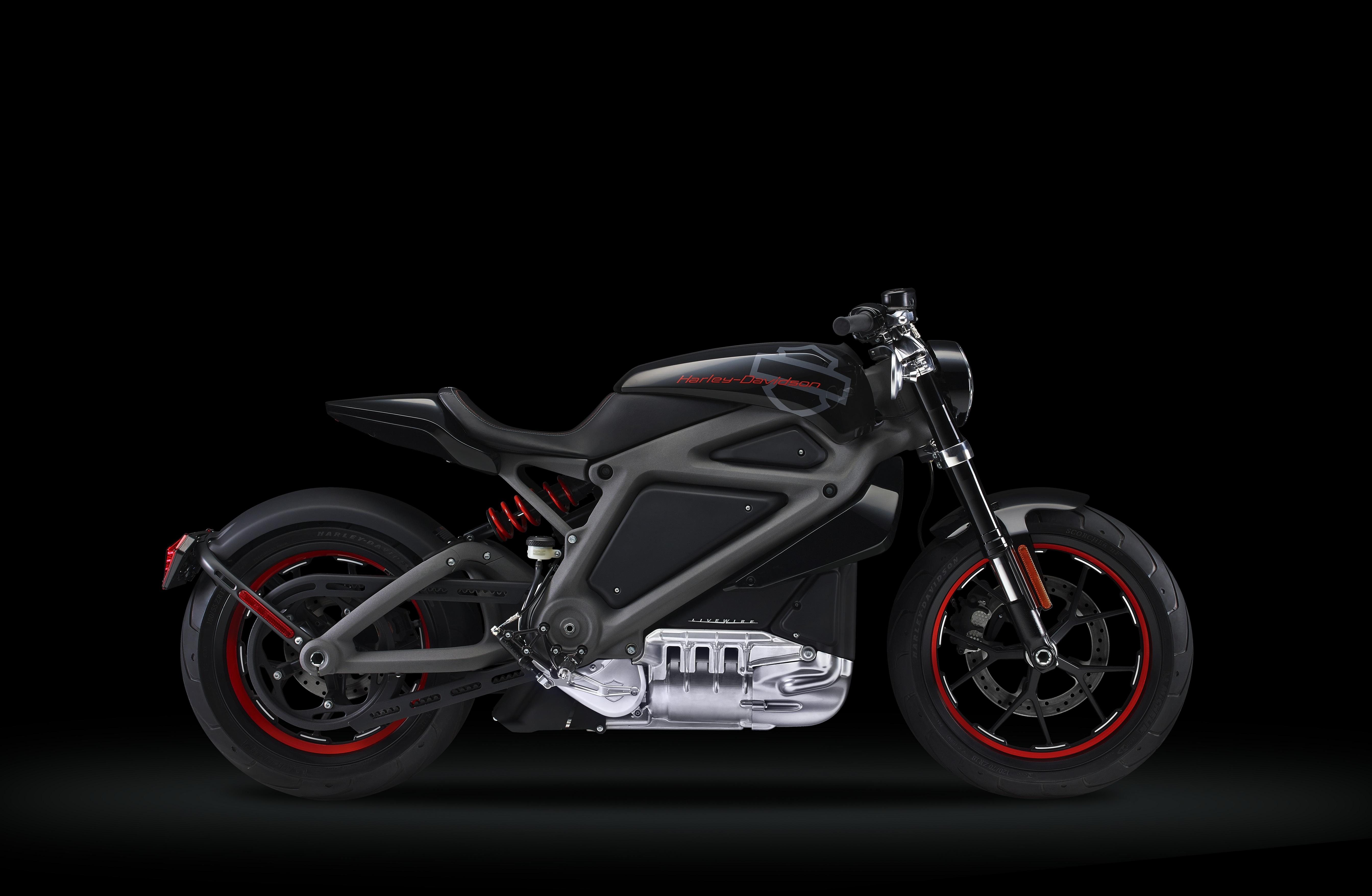Harley-Davidson LiveWire - profil