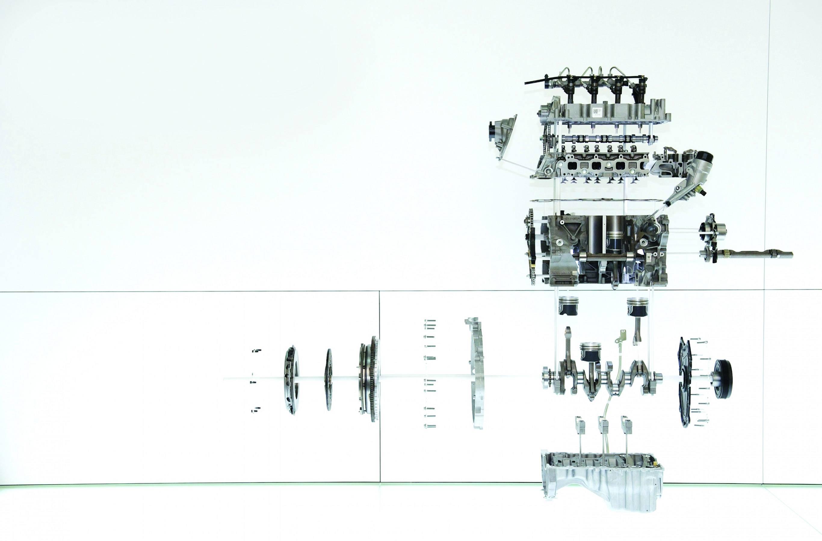 Land Rover - engine / moteur - Ingenium