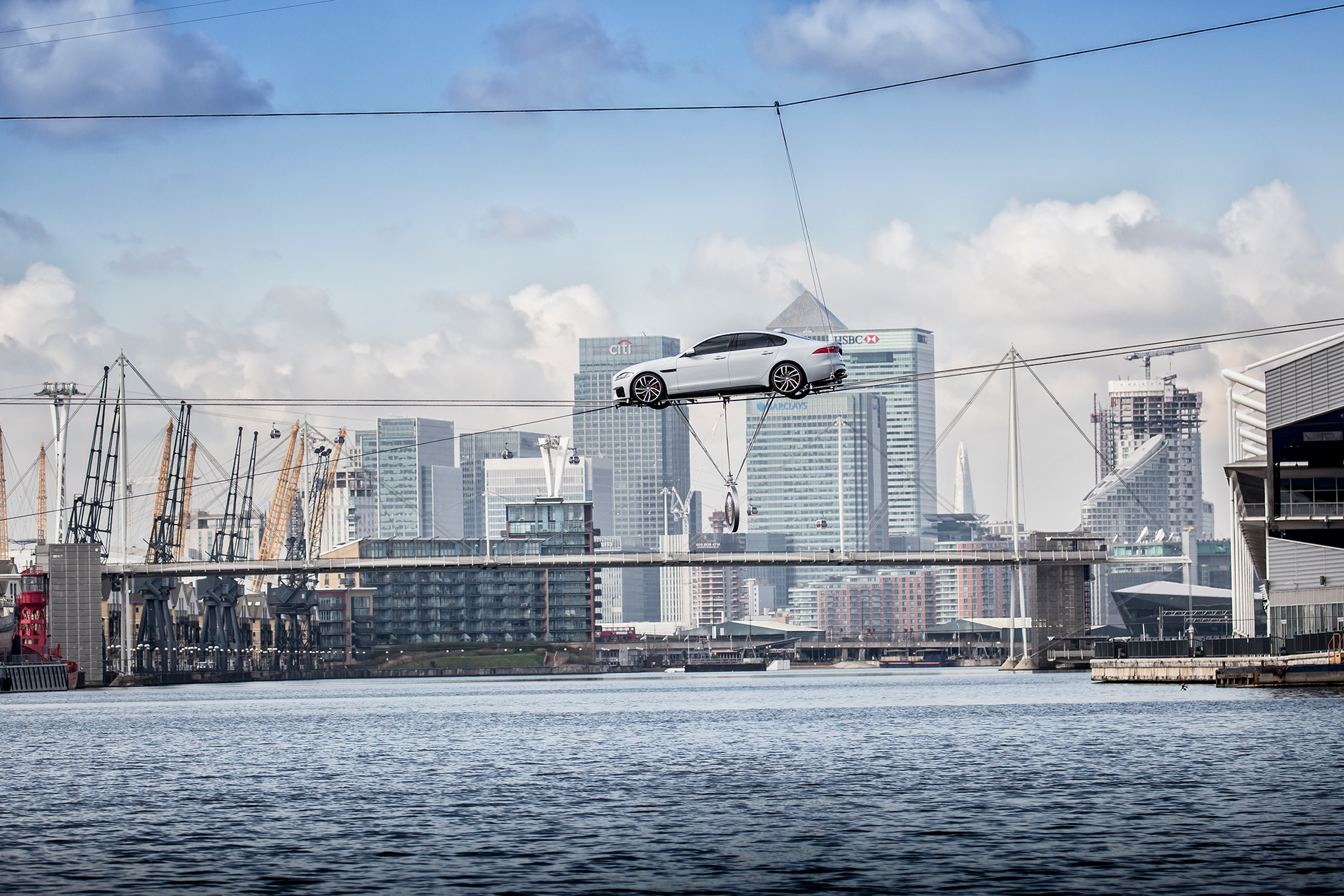 Jaguar XF - 2015 - The London show