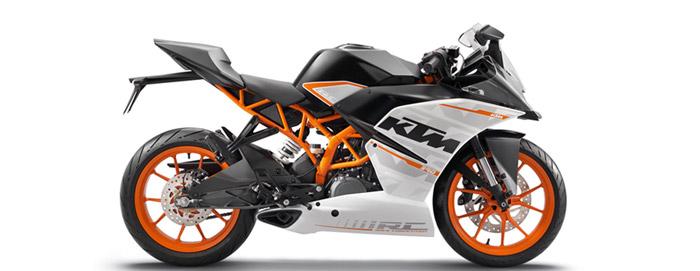 KTM 390 RC 2014