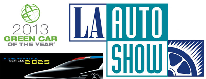 Logo LA Auto Show