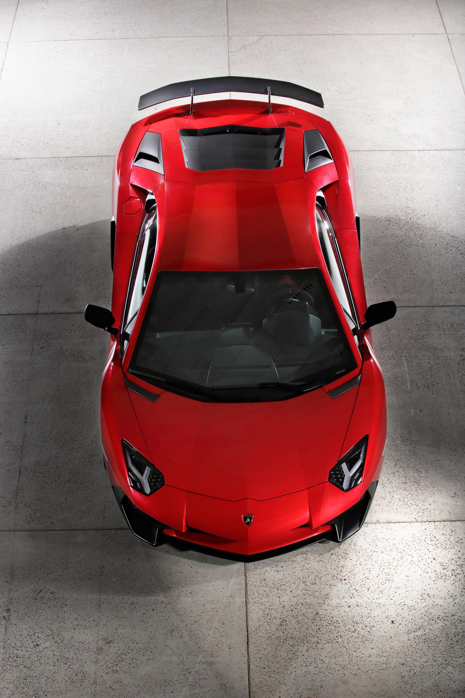 Lamborghini LP750-4 Superveloce - toit