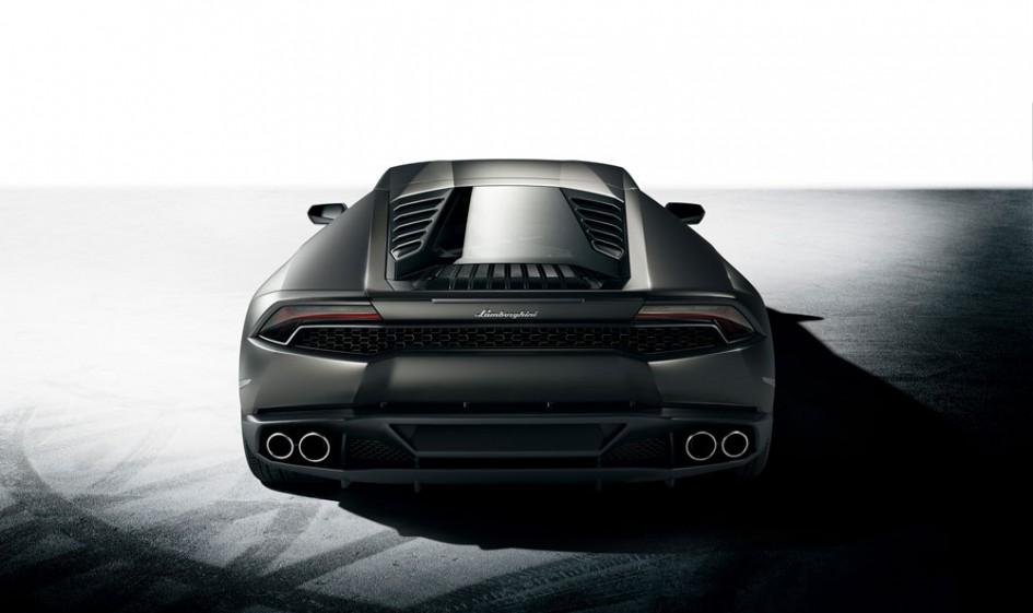 Arrière Huracán LP 610-4 - Lamborghini