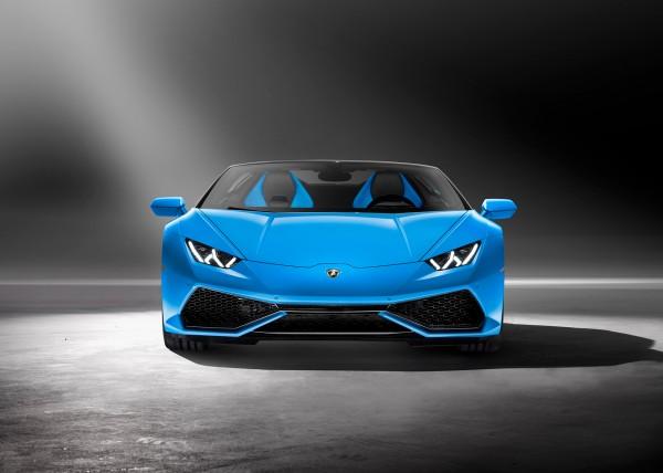 Lamborghini Huracán LP 610-4 Spyder - avant / front