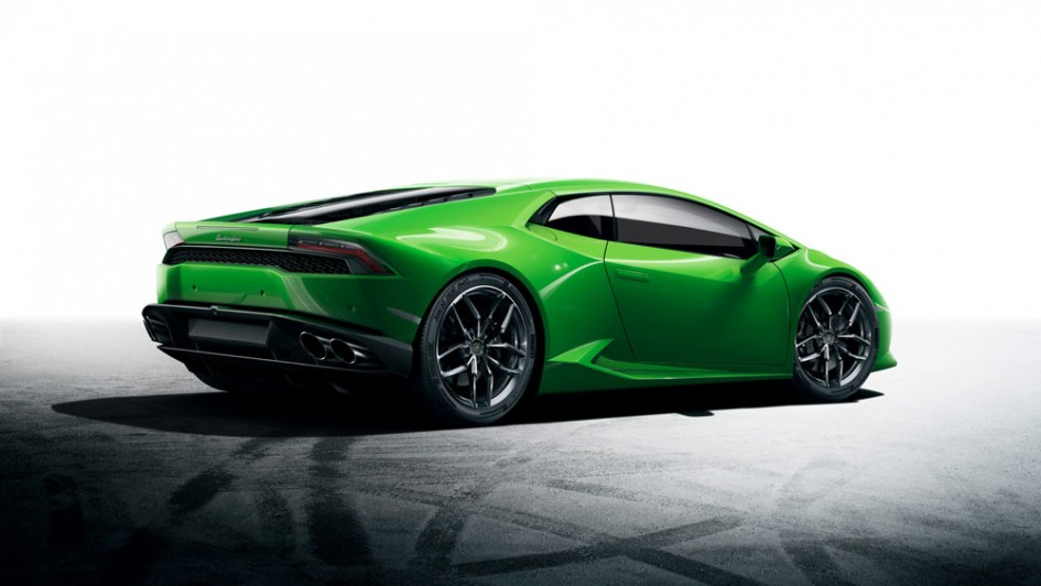 Profil Huracán LP 610-4 - Lamborghini