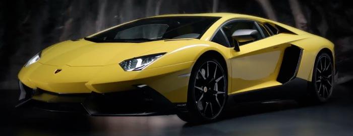 Lamborghini LP 720 4 50 Anniversario
