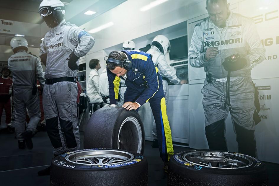 Le Mans - Michelin - Racers - Ingénieur pneumatique