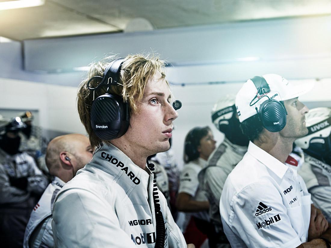 Le Mans - Michelin - Racers - Pilotes