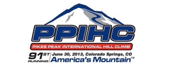Logo Pikes Peak