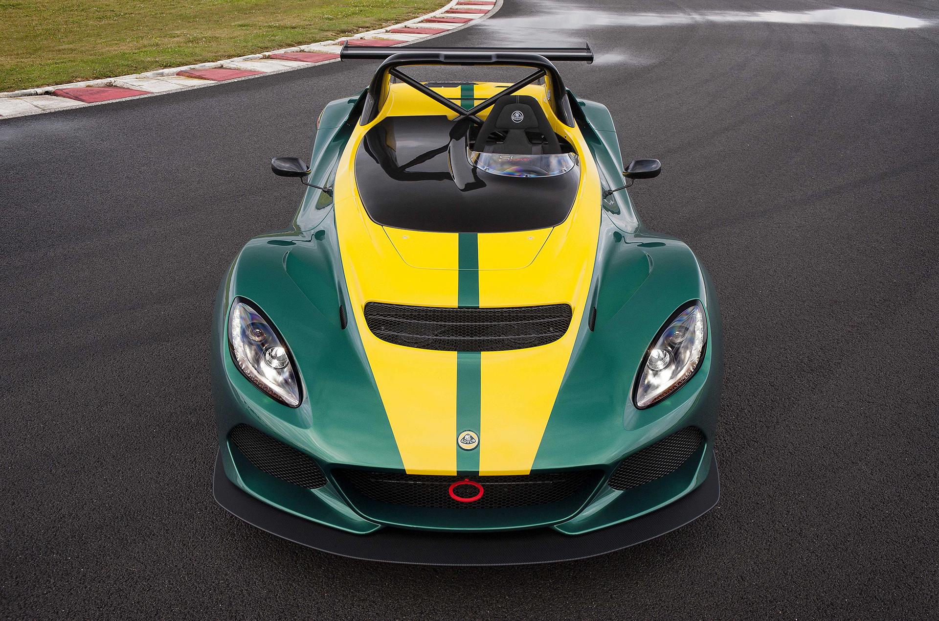 Lotus Cars 3-Eleven - avant / front