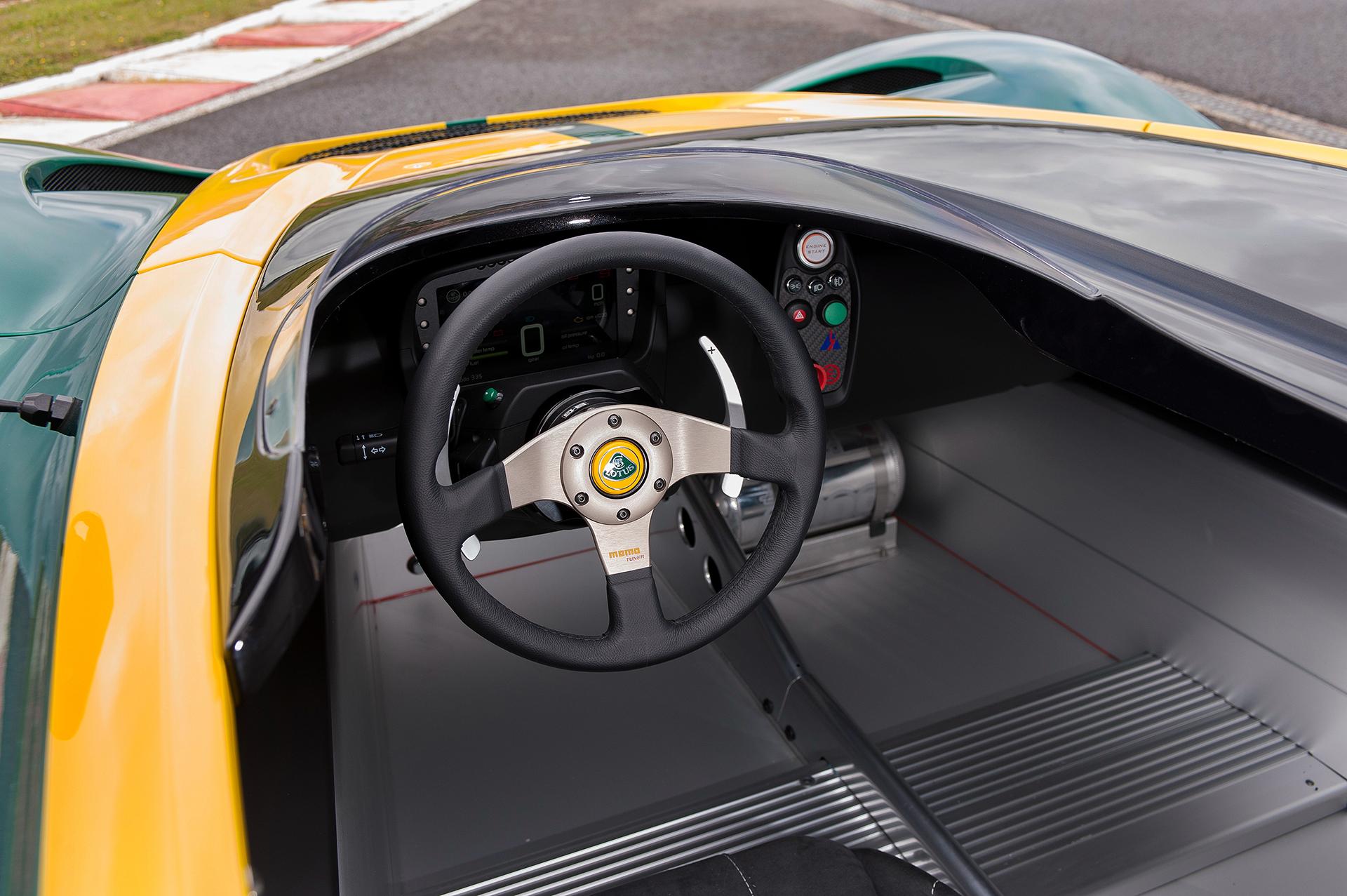 Lotus Cars 3-Eleven - intérieur / interior