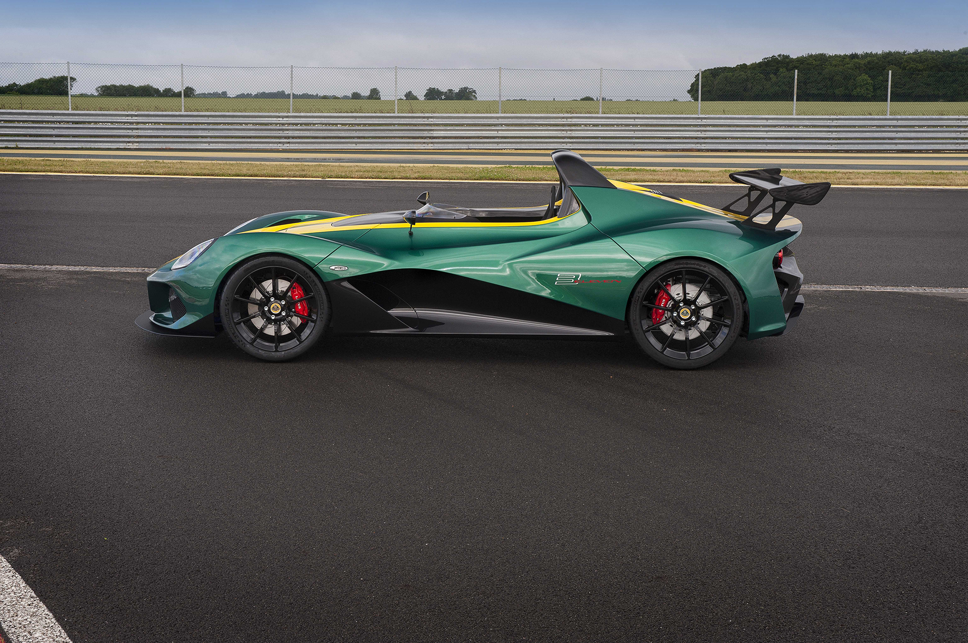 Lotus Cars 3-Eleven - profil / side-face