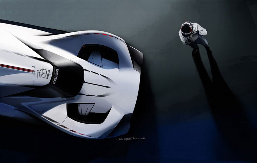 Mazda Vision GT