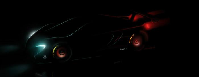 Teaser McLaren 650S GT3