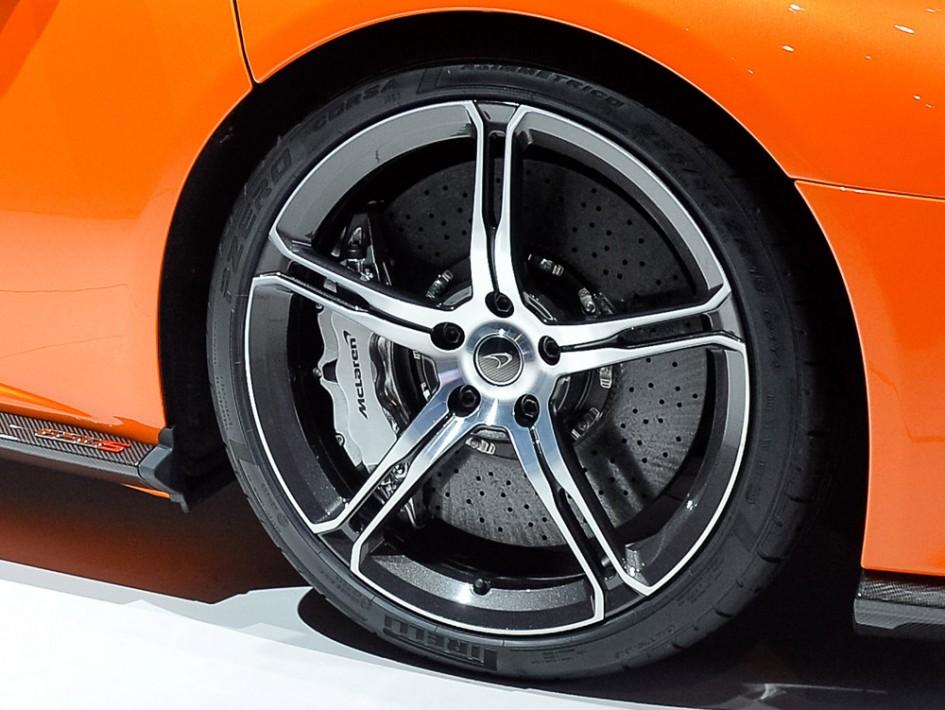 Jante - McLaren 650S