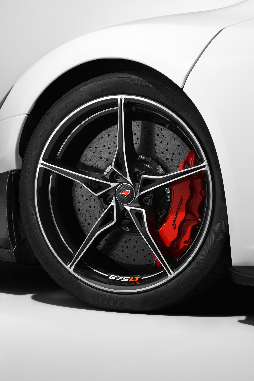 McLaren 675LT - jante