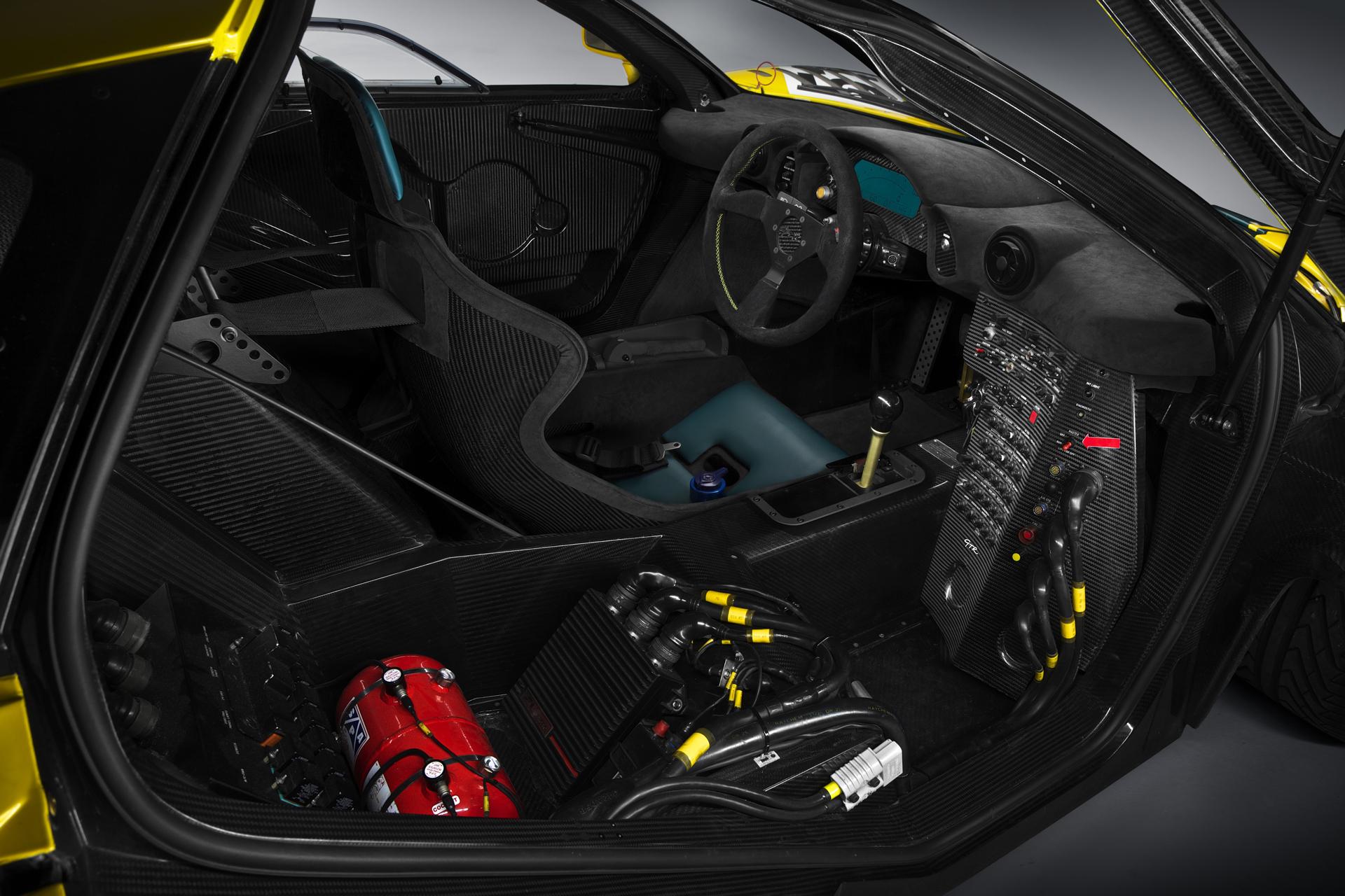 McLaren F1 GTR - 1995-2015 - intérieur