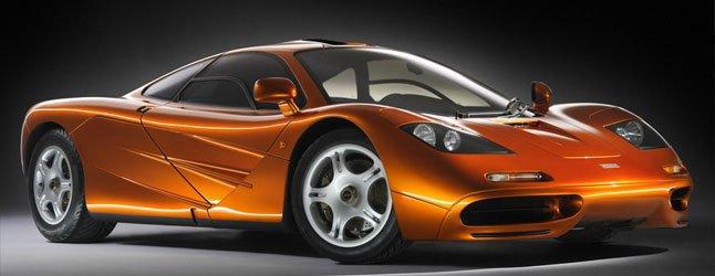 McLaren F1 image officielle