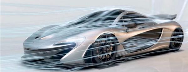 McLaren P1 Designed by Air