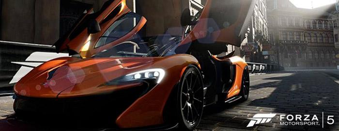 McLaren P1 Forza Motorsport 5