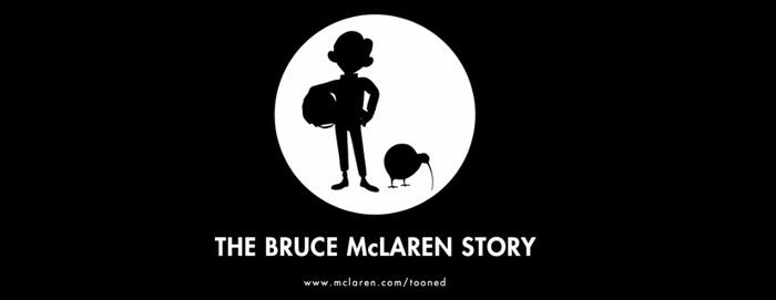McLaren Tooned 50 Story