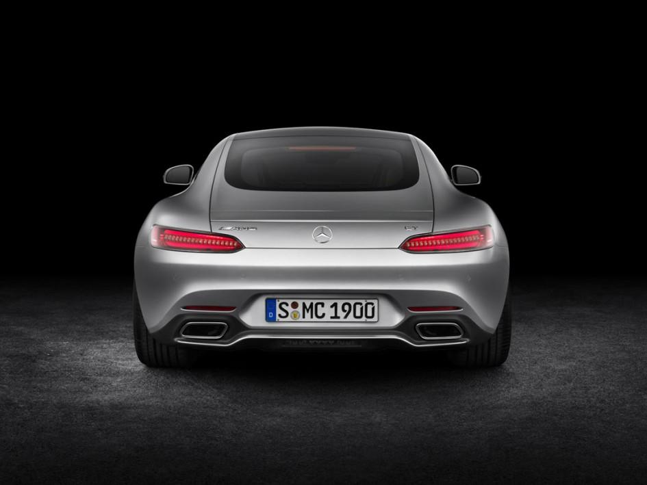 Mercedes-AMG GT - Arrière