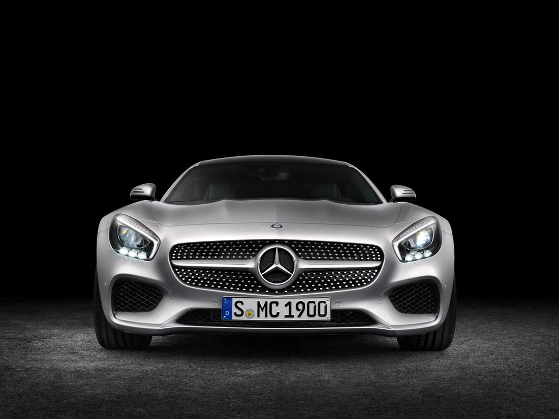 Mercedes-AMG GT - Avant
