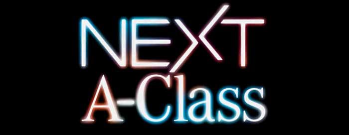 Anime Mercedes Classe A