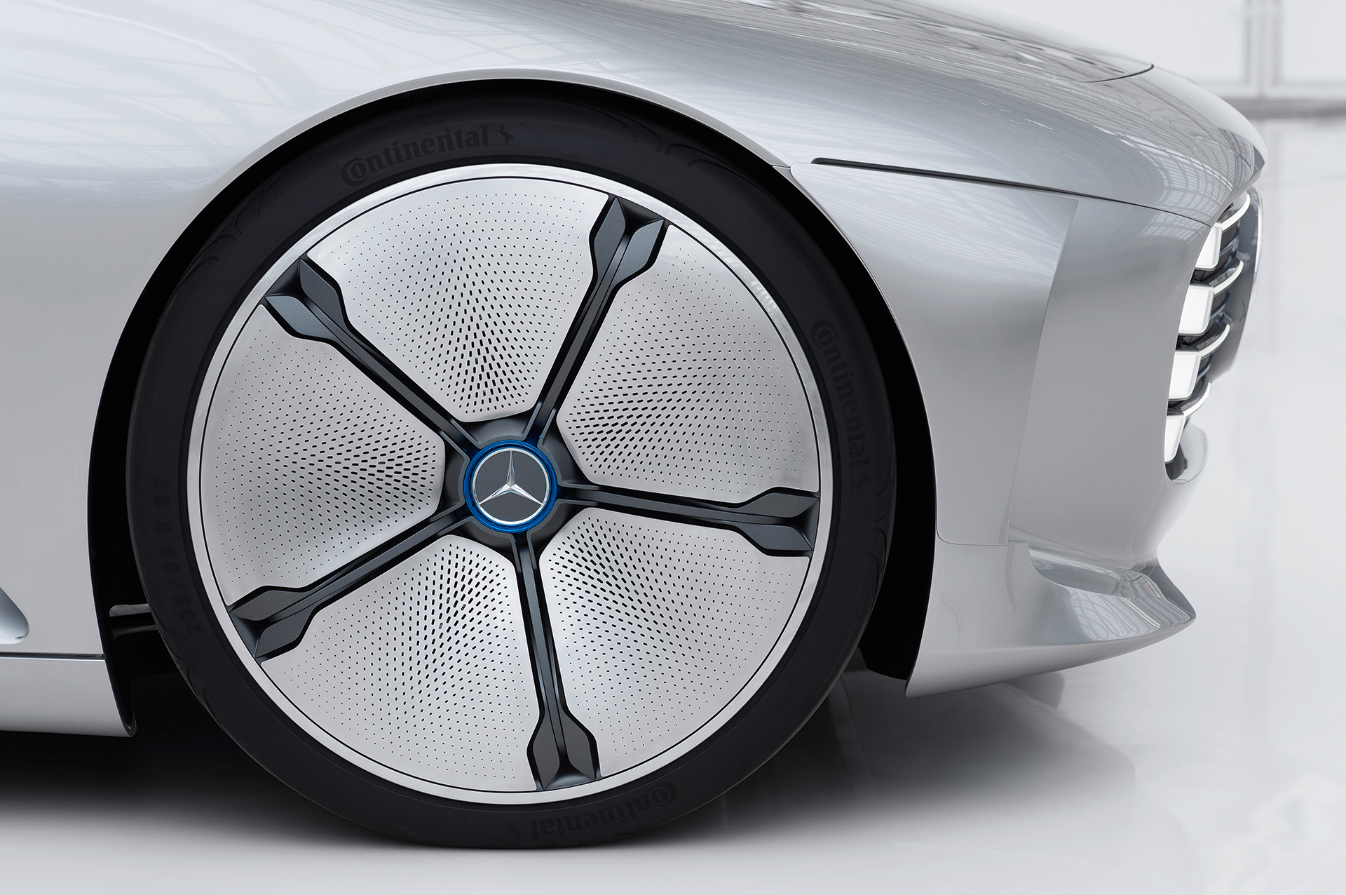 Mercedes-Benz Concept IAA - wheel / jante