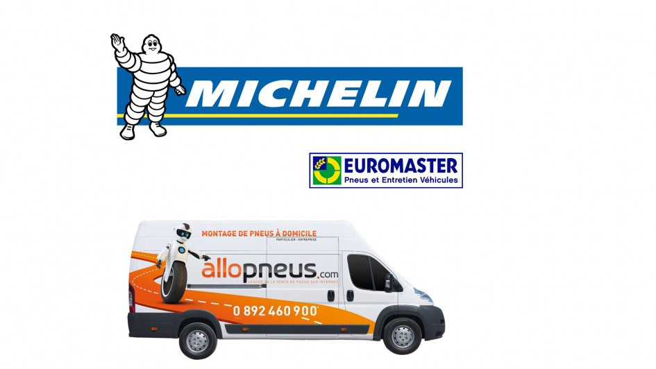 Michelin avec Allopneus