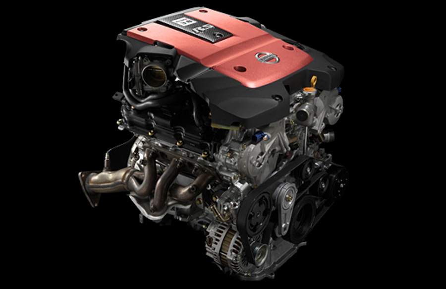 Moteur V6 - Nismo