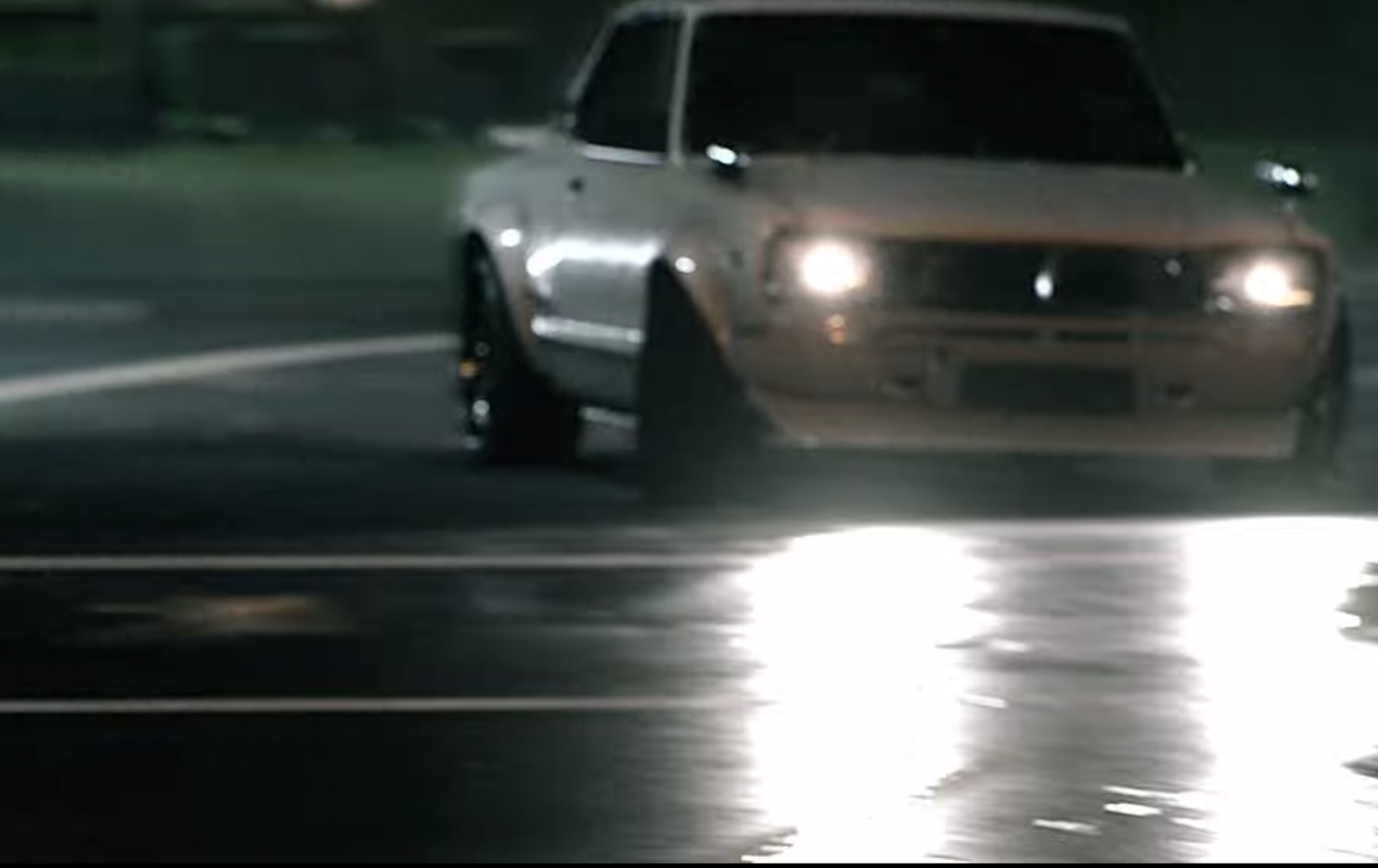 Need for Speed - Teaser 2015 - Nissan Skyline 2000 GT-R
