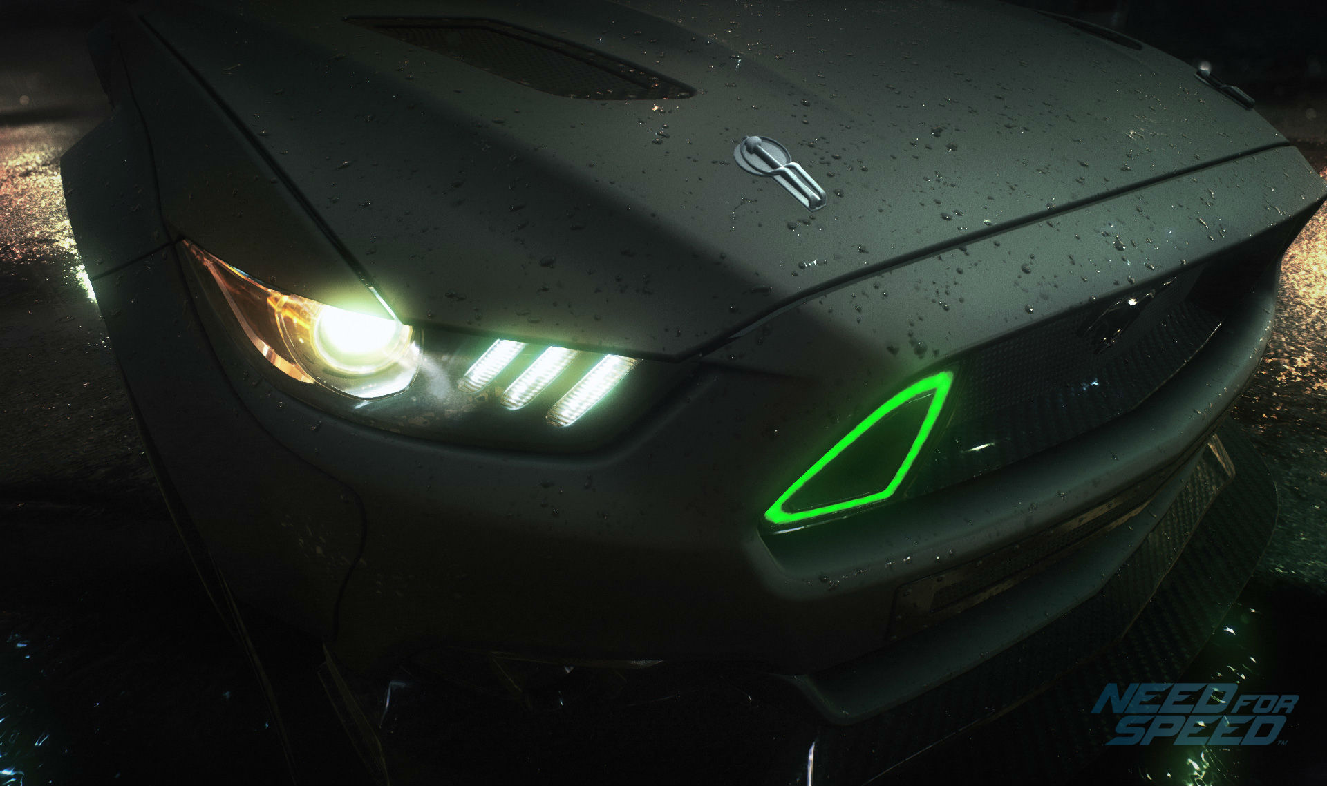Need for Speed 2015 - Ford Mustang - teaser