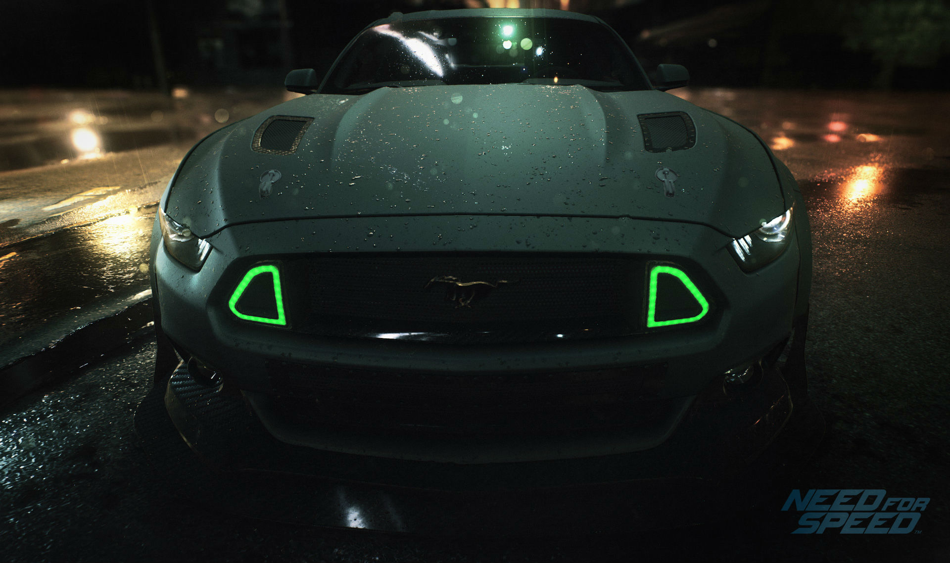 Need for Speed 2015 - Ford Mustang