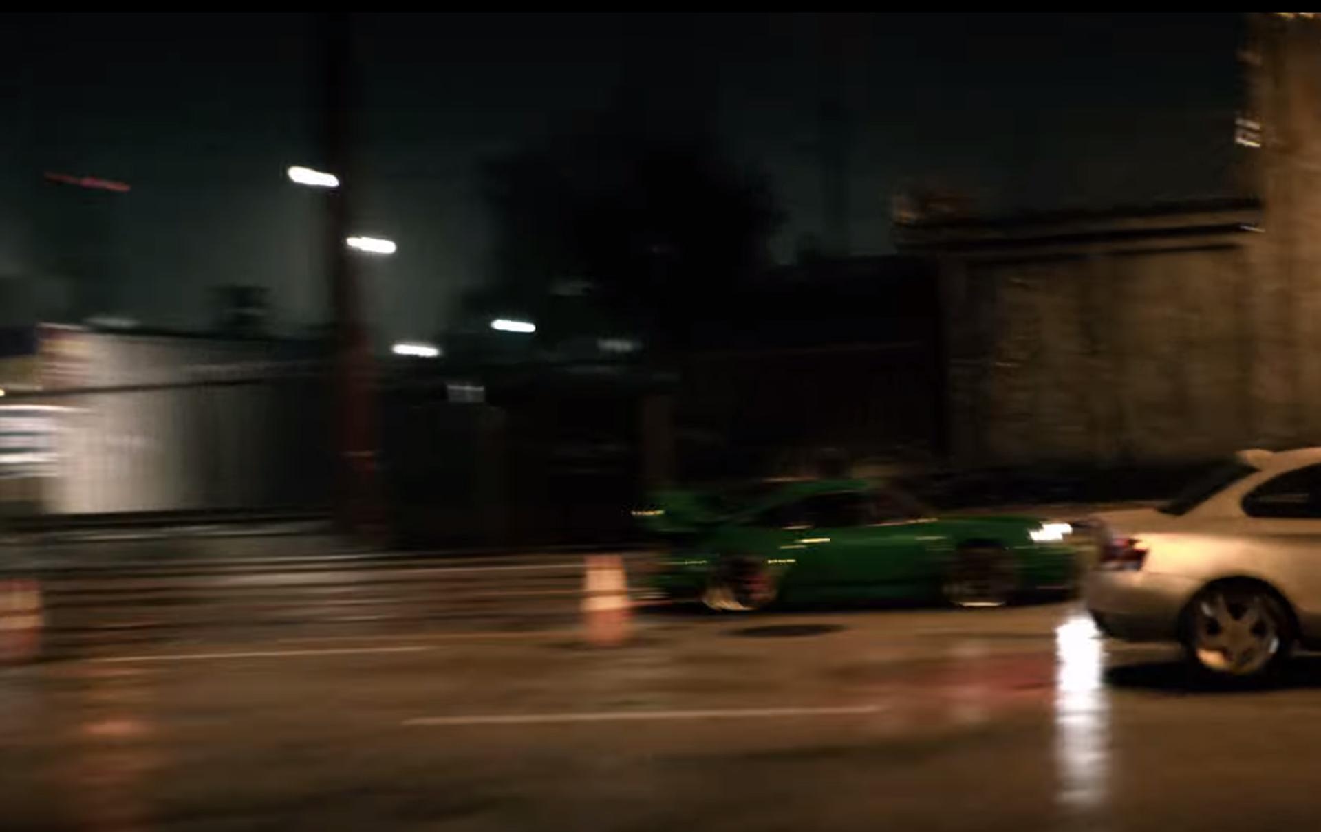 Need for Speed - Teaser 2015 - Porsche