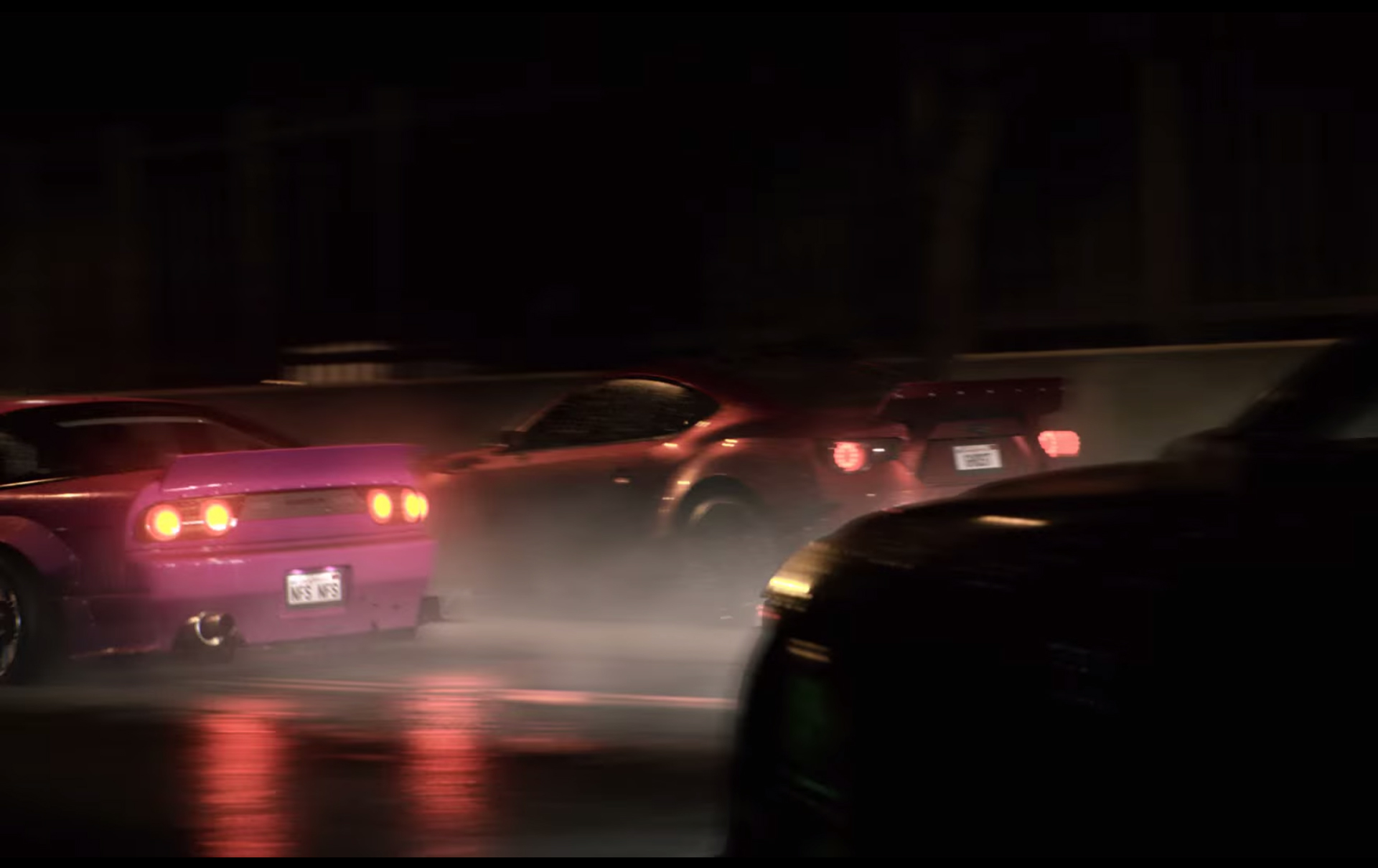 Need for Speed - Teaser 2015 - Subaru BRZ vs Nissan 180SX