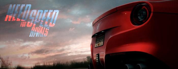 NFS Rivals Ferrari F12 Berlinetta