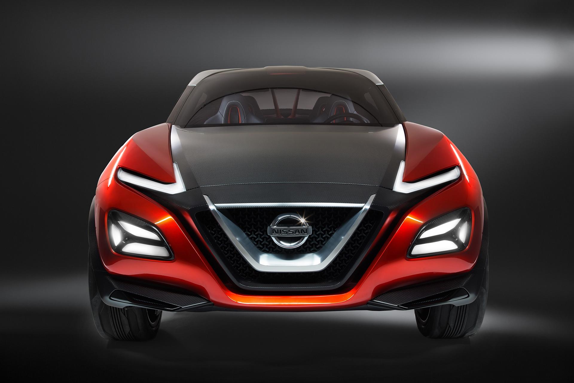 Nissan Gripz Concept - front / avant