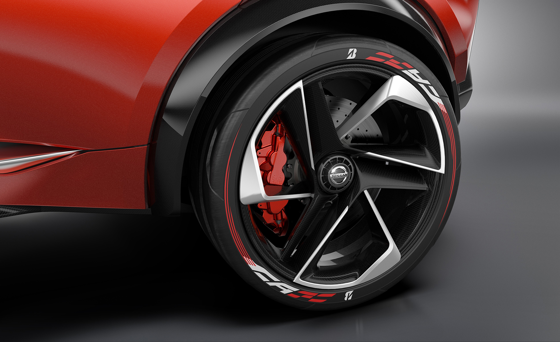 Nissan Gripz Concept - wheel / jante