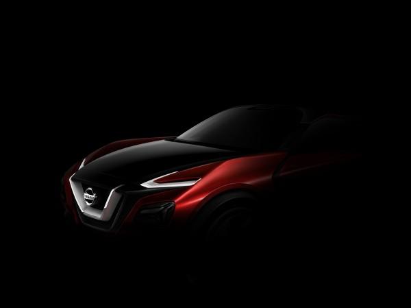 Nissan Gripz Concept - teaser
