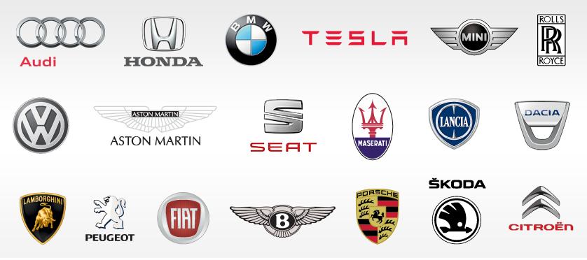 Les constructeurs automobiles partenaires avec NVIDIA
