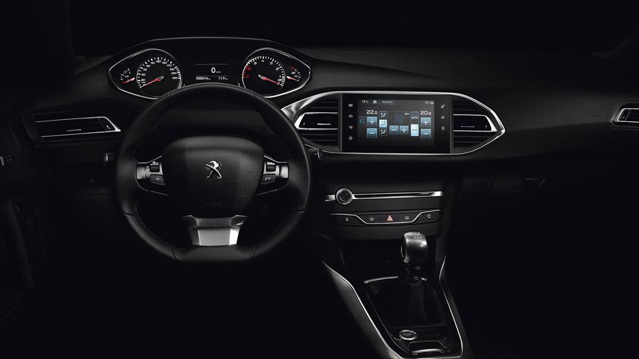 Intérieur Peugeot 308 i-Cockpit
