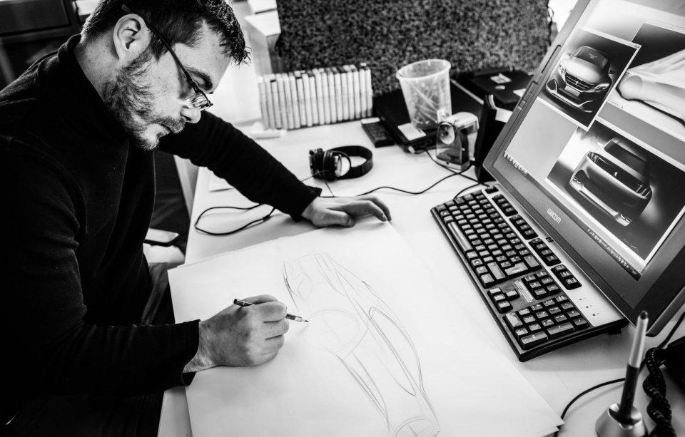 Designer Peugeot Exalt Concept