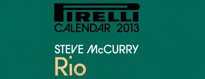 Pirelli Calendar 2013