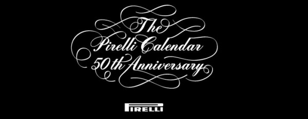 The Pirelli Calendar 50th
