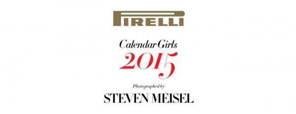 Pirelli - Calendar Girl 2015 - logo